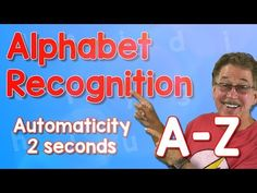 Jack Hartmann's Alphabet Recognition song and video is a fun way for students to identify the alphabet and test their uppercase letter recognition. Abc Learning Videos, Phonics Videos, Learning The Alphabet, Abc Songs, Alphabet Songs, Alphabet Activities, Preschool Alphabet, Preschool Music, Alphabet Letters