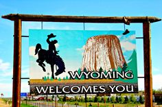 Wyoming Wyo. is called the Equality State because women were the first to vote here. We also had the first female Gov.