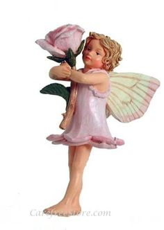 Cicely Mary Barker Flower Fairies - Rose Fairy Series VII Add an Accent http://www.amazon.com/dp/B003THA2L8/ref=cm_sw_r_pi_dp_F.oItb1N3M6SECEF