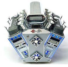 Motor Engine PC Mod