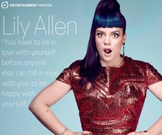 Expert Advice From The UK's Most Trusted Entertainment Agency Musician Quotes, Artist Quotes, Motivational Song Lyrics, Lily Allen, Prayer Verses, Entertaining, Facebook, Blog, Women