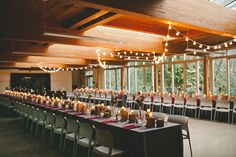 Pacific Northwest Rainforest Wedding