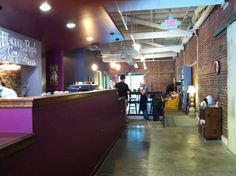 Karma's Coffee House, Cullman Alabama