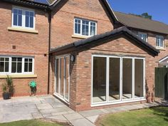 Here at McKnight & Son, we pride ourselves on the quality of our work. We pride ourselves on the tradition that goes into our work. Most of all, we pride ourselves on delivering to a high standard and keeping our promises. Kitchen Extension Exterior, House Extension Plans, Kitchen Diner Extension, House Extension Design, Extension Designs, Roof Extension, Extension Ideas, Extension Google, Bungalow Extensions