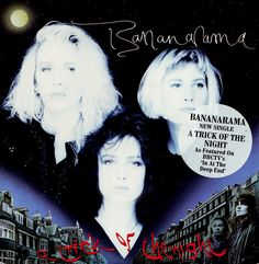 One of the very few ballads released as single by  Bananarama. The official single version was produced by Steve Jolley/Tony Swain. However, SAW remixed and produced a single remix that was very nice.