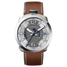 Bomberg watch: BOLT-68 3 Hands GMT Quartz