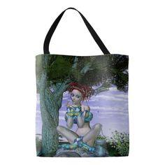 Jynxy Tote Bag