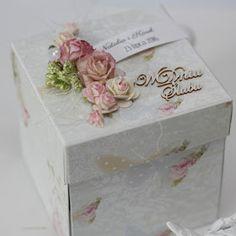 Stylowe kartki i pudełka na każdą wyjątkową okazję