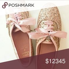 ISO Kate spade rose gold keds I'm looking for these!! Shoes Flats & Loafers