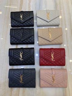 YSL Saint Laurent envelope small clutch wallet Saint Laurent Bag, Ysl, Clutch Wallet, Continental Wallet, Clutches, Wallets, Envelope, Saints, Bags