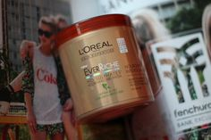 Disappointing product alert - L'Oreal Hair Expertise Ever Riche Nourishing Intense Mask