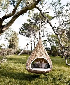wicker meditation chair | ... Wicker Furniture Collection from Dedon, Innovative Outdoor Furniture