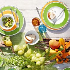 Say goodbye to winter weight and #enjoy fruit or #vegetables with every meal. #VilleroyBoch