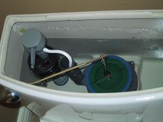 How To Fix A Running Toilet Tank Full ~ http://lanewstalk.com/simple-tips-of-how-to-fix-a-running-toilet/