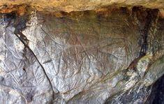 Cueva de la Lluera #Oviedo #ArteRupestre #cultura #culture #Asturias #ParaísoNatural #NaturalParadise #Spain
