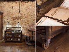 Bottega wine & tapas bar in Kiev, Ukraine 2015 on Behance