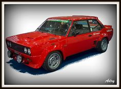Fiat 131 Abarth Rally - 1976