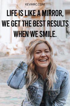 101 POWERFUL Caption for Smile (best for Instagram & Facebook!)