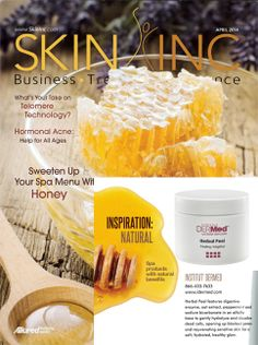 Institut' DERMed Professional Only Herbal Peel featured in Skin Inc. Magazine April 2014