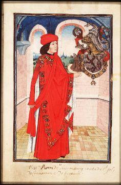 079r Pierre de Luxembourg, Count of Saint-Pol.