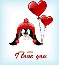 Penguin Love =)