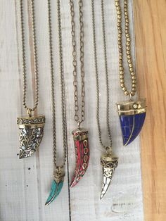 Tibetan Horns by MOKSHA® Visita el showroom  ventas@moksha.mx