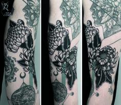 Mirja Fenris Tattoo
