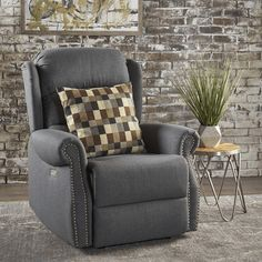 Desiree Power Motion Recliner Motorized Armchair Ideal for Living Room Bedroom or Home Theatre Easy to use Power Assist Function ** Click picture to examine more information. (This is an affiliate link). Living Room Bedroom, Living Room Chairs, Living Room Furniture, Home Furniture, Furniture Ideas, Wall Hugger Recliners, Chair Types, Power Recliners, Theatre
