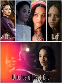 She's every where I look! Loved her in most. But she is in the way of Freya and Killian on Witches of East End! She needs to go!