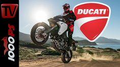 Ducati Multistrada 1200 Enduro Test 2016 | Offroad, Action, Fazit
