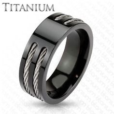 Very cool man ring - I am not looking for a WEDDING RING