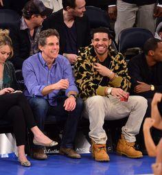 Ben Stiller And Drake | GRAMMY.com