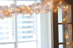 Inspire Blog – Casamentos DIY: Luzinhas rendadas - Inspire Blog - Casamentos