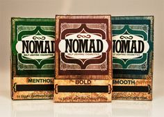 Creative Tobacco Packaging Designs for Inspiration