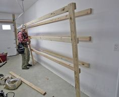 Diy Garage Shelves For Your Inspiration