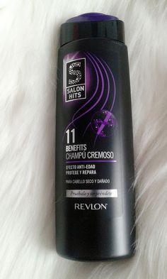 Hadasa Scrie: Șampon Salon Hits 11 Beneficii - Review