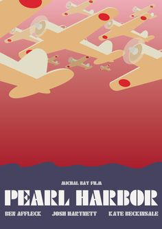 Pearl Harbor #movie #poster