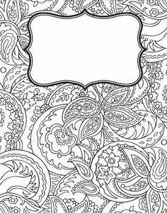 Afbeeldingsresultaat Voor Free Printable Binder Covers To Color
