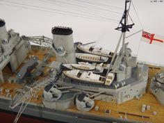 Battle Ships, Duke Of York, King George, Model Ships, Royal Navy, Ww2, Models, Inspiration, Concept Ships