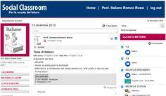 Social Classroom: un social network italiano per la didattica
