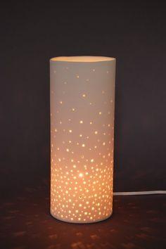 tabbatha henry :: designs in porcelain - lanterns