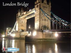 Bridge of London - UK London Bridge, New Travel, Tower Bridge, England, English, British, United Kingdom