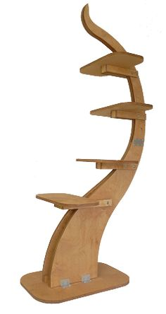 Arc de Cat-umph Cat Tower $400!!  Beautiful though.