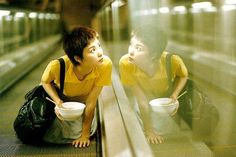 chungking express. cinematographer: Christopher Doyle