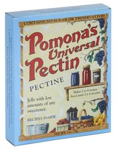 Pomona's Universal Pectin $3.99 from Fillmore Container