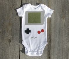 game boy onesie
