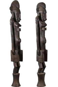 Rare Dogon sculptures