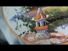 Beginning Cross Stitch Embroidery Tips - Embroidery Patterns Cross Stitching, Cross Stitch Embroidery, Embroidery Patterns, Cross Stitch Patterns, Embroidery Thread, Crochet Box Stitch, Cute Cross Stitch, Learn How To Knit, Barbie Patterns