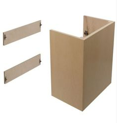 """Hardware Distributors QNPRCHT36QUF1 36 in. x 31 in. Trimmable Chimney - Alder by Hardware Distributors. $164.61. Wood Species: Alder.. Depth: 10.84 at bottom - 9.69 at top.. Width: 19.32 at bottom - 17.38 at top.. Height: 31.. Great Gift Idea.. This removable chimney completes the look of your Signature series range hood and is trimmable for customization to your specific applicatio. Depth: 10.84"""" at bottom - 9.69"""" at top. Height: 31"""". Width: 19.32"""" at bottom - 17.38..."""