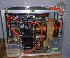 The EmDrive. Getting propulsion through Microwaves! With NO exhaust! Warning the concept is a little on the odd side. No laws of physics were harmed or broken though the use of this devive.